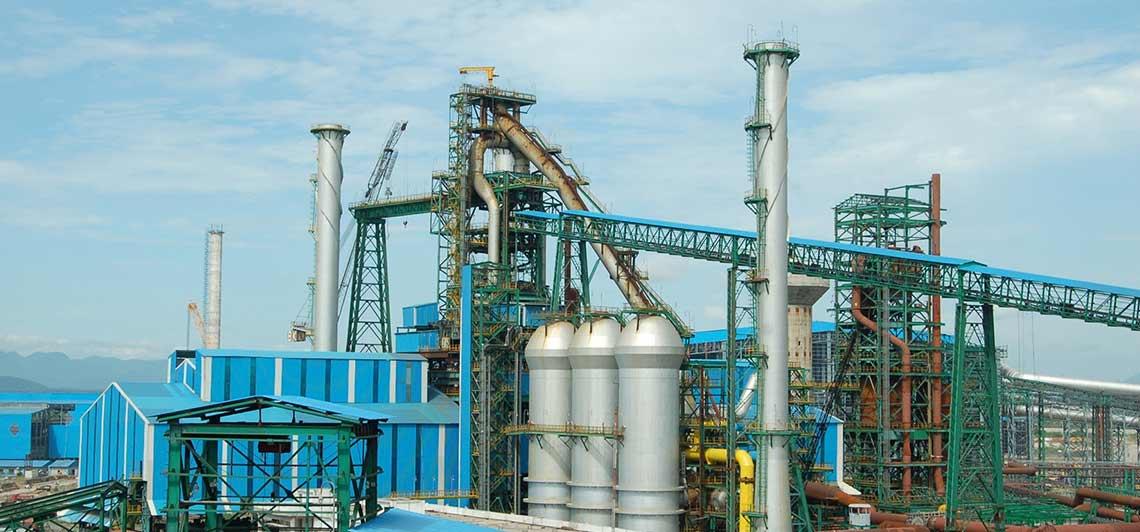 NALCO Steel Plant
