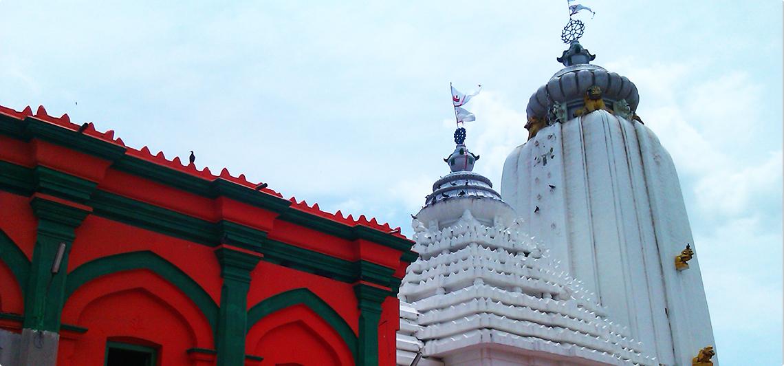 Jagannath Temple of Baripada