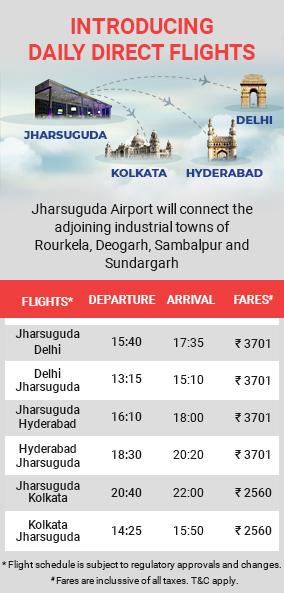 Flights details